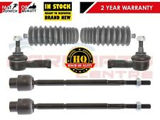 FOR VAUXHALL CORSA C INNER OUTER TRACK TIE STEERING RACK ENDS GAITERS BOOT KIT