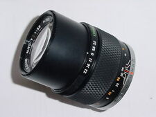 Olympus 135mm f/3.5 E.ZUIKO Auto-T OM System Mount Manual Focus Lens #93