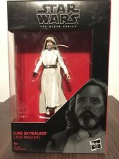 "Star Wars Luke Skywalker(Jedi Master) 3,75"" Black Series"