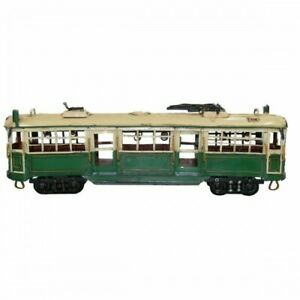 Boyle Melbourne W Class Tram With Detailed Interior Vintage Model Collectibles