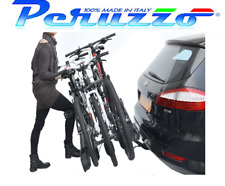 Peruzzo Pure Instinct Car Tow Ball Mount Cycle Carrier for 3 Bikes - Per7083