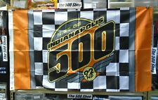 2008 Indianapolis 500 92 ND Running Event Logo Collector Flag Banners 3'x5'