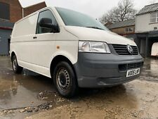 VW Transporter T5 - lovely solid reliable van with rebuilt 2.5 diesel engine
