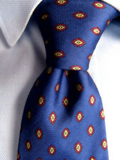 Christian Dior Blue Silk Tie A6303