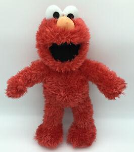 "Elmo Build-A-Bear BAB Sesame Street Workshop 19"" Stuffed Plush Animal Red Toy"