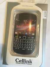 BlackBerry 9900 Bold Crystal Hard Case Clear CPC5846. Brand New in Original pack