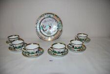 C203 Service à café asiatique - thé - porcelaine