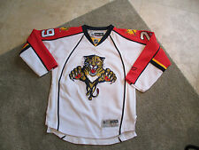 Reebok Tomas Vokoun Florida Panthers Jersey Youth Extra Large SEWN Hockey White