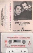 SIMON Y GARFUNKEL  Bookends RARE  SPANISH   CASSETTE  SPAIN