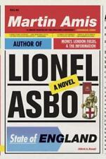 Lionel Asbo: State of England by Martin Amis: Used