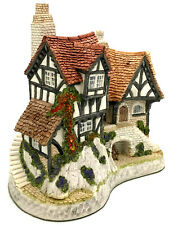 David Winter Cottages Will-O-The-Wisp Collectors Guild Piece No 10 No Coa No Box