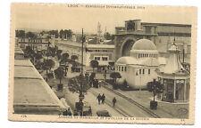 lyon, avenue de marseille et pavillon de la soierie