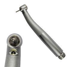 Dental High Speed Fiber Optic Handpiece Push Button 2Hole LED Lamp (3-3.5V) Kavo