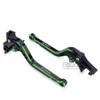 Motorcycle CNC Aluminum Clutch Brake Lever Set for Kawasaki Z650 2017-2018