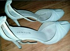 Janylin heels s9 still in good condtion..pure leather.repriced.bagsak presyo
