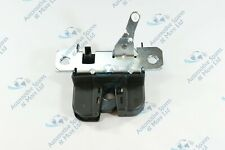 VW GOLF MK4 IV BOOT TAILGATE TRUNK LOCK CATCH LATCH MECHANISM ACTUATOR SOLENOID