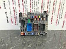 Peugeot 308 Citroen C4 Picasso 14-17 Under bonnet fuse box BSM-Z03-01 9810296180