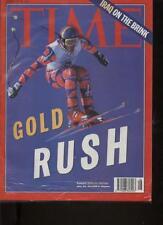 TIME INTERNATIONAL MAGAZINE - February 23, 1998