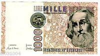 * Italie ITALY Billet 1000 LIRE 1982 P109 MARCO POLO ...  BON ETAT