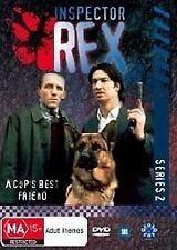 Inspector Rex : Series 2 (DVD, 2005 release, 4-Disc Set)