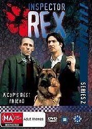Inspector Rex : Series 2 - Complete DVD Box Set