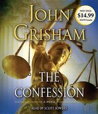 The Confession by John Grisham (CD-Audio, 2011)
