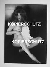 FOTO - ART/AKT/KUNST - Hübsche Frau in Dessous/Nackt - 1950/60/70er Jahre