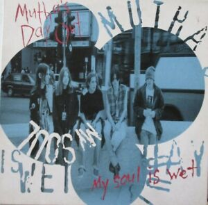 """MUTHAS DAY OUT - My Soul Is Wet ~ 10"""" Single PS"""