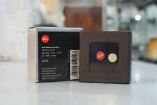 Leica Soft Release 12mm Button Lapel Badge Boxed #14010