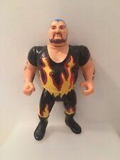 WWF BAM BAM BIGELOW HASBRO WRESTLING FIGURE RARE VINTAGE SERIES 8 1991 *MINT*