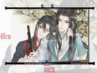 Hot Grandmaster of Demonic Cultivation Wall Scroll Poster Home Decor 40*55cm#05