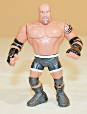 WWF WWE ECW WCW CUSTOM HASBRO GOLDBERG WRESTLING ACTION FIGURE