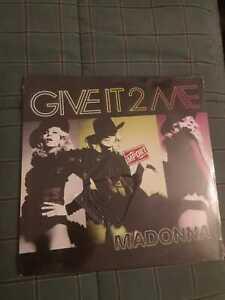05587 LP 33 giri - Madonna - Give it 2 me - Warner 2008 - SEALED MINT - 2 LP