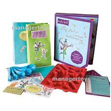 Willy Wonka Schokolade Set mit Anleitung Silikonform Rezeptkarten CHARLIE UND