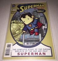 """DC Comics Superman #27 """"EXCLUSIVE"""" Scribblenauts Variant"""
