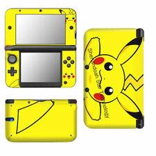 Pokemon Pikachu DECAl Skin Sticker cas Cover for Nintendo original 3DS xl LL 999