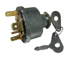 Tractor Plant Ignition Switch 2 Keys Fits Massey Ferguson Old Lucas Style 35630