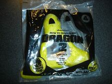 McDonalds Happy Meal 2014 How to Train Your Dragon 2 toy #4 Gronckle