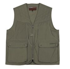 CAMOSPORT Circular Game Gillet Vest Casual Clothing Hunting Shooting Pockets