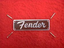 A Nice Remake Of A Late 50's Fender Tweed Princeton Amp Logo/Badge