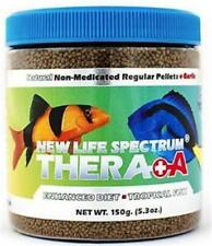New Life Spectrum Thera+A Regular Pellet Sinking Pellet 150g Tropical Fish Food