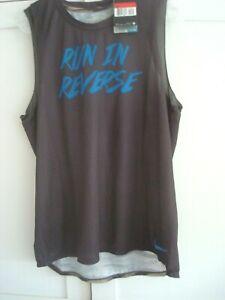 Nike Gyakusou Undercover Lab Running Vest Singlet Run in Reverse Rebel Large New