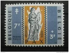 timbres Belgique : antituberculeux 1959 **
