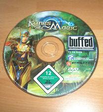 Runes Of Magic - 2009 - Game Spiel auf CD Rom für PC + Hülle