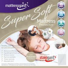 Staingard Mattressgard Super Soft Mattress Protector