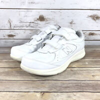 New Balance 577 Shoes Mens Size 9.5E Leather Athletic Walking Comfort MW577VW