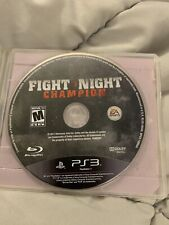 Fight Night Champion (Sony PlayStation 3, PS3, 2011) Disc Only, Tested!