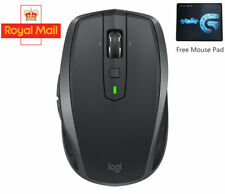 New Logitech MX Anywhere 2S Wireless Mobile Mouse Windows Mac Graphite Black