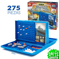 Combate en el Mar Battle of Sea Battleships Juego Familiar de ESTRATEGIA Tablero