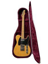 Fender Telecaster TL52-SPL Butterscotch Black Gaurd, Keith Richards Style!!!